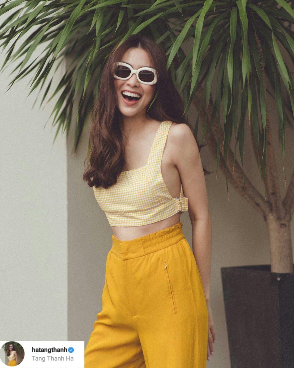 thời trang sao Việt tuần qua tăng thanh hà 2