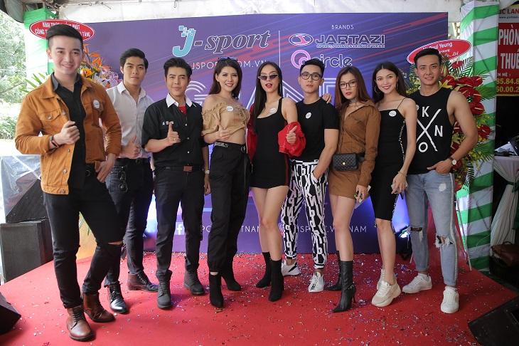 J – SPORT chính thức khai trương cửa hàng đầu tiên tại Việt Nam 03