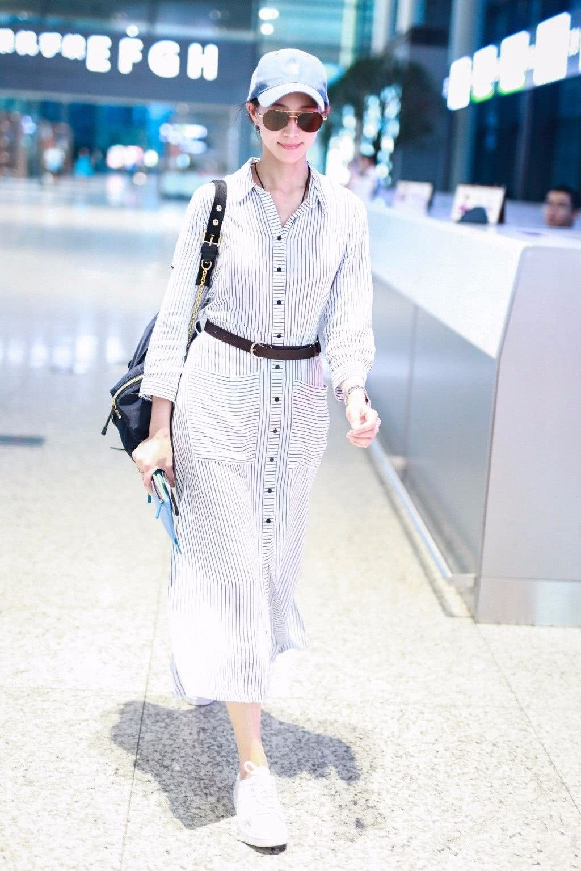 thời trang sân bay trương quân ninh5