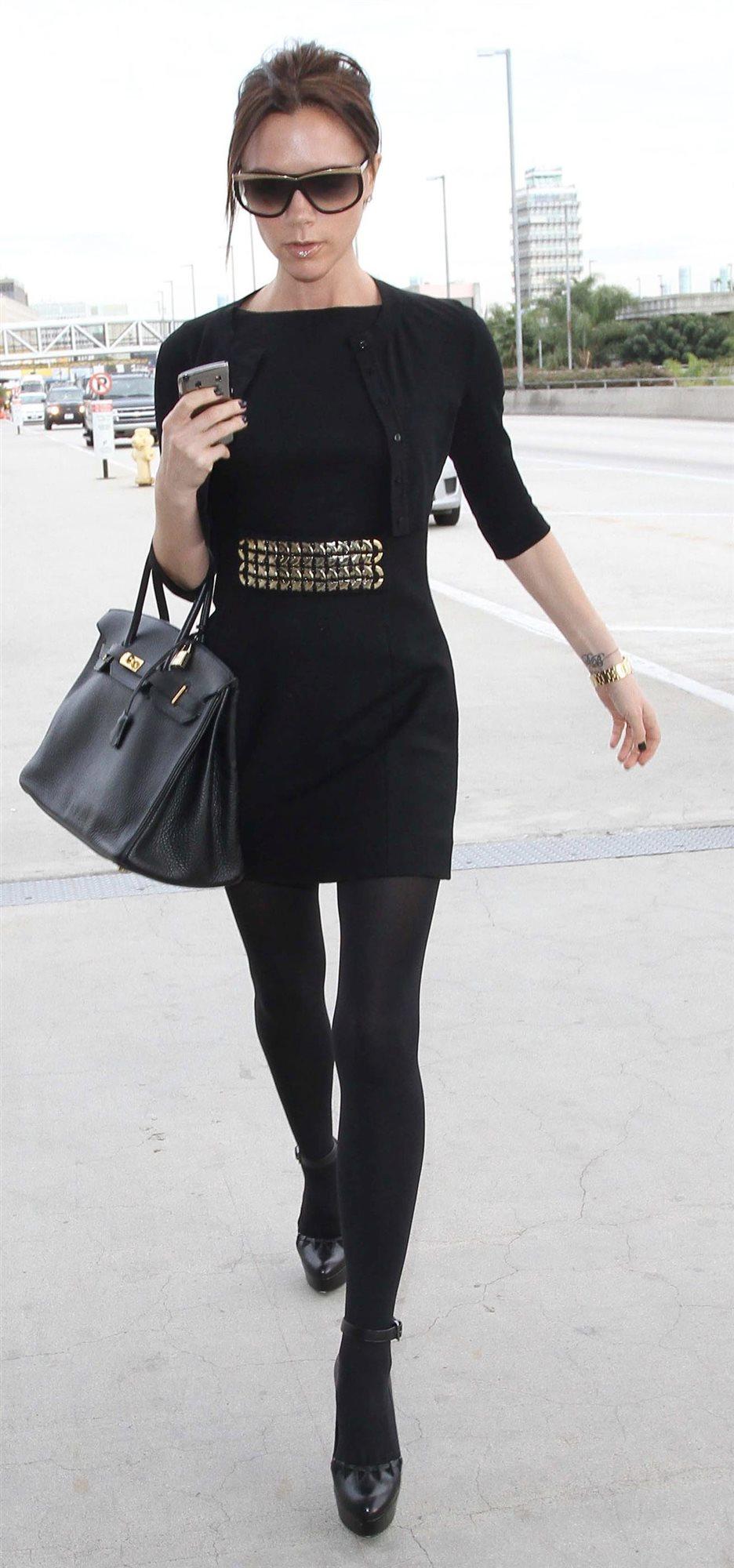 Phong cách của Victoria bắt đầu thay đổi vào năm 2008