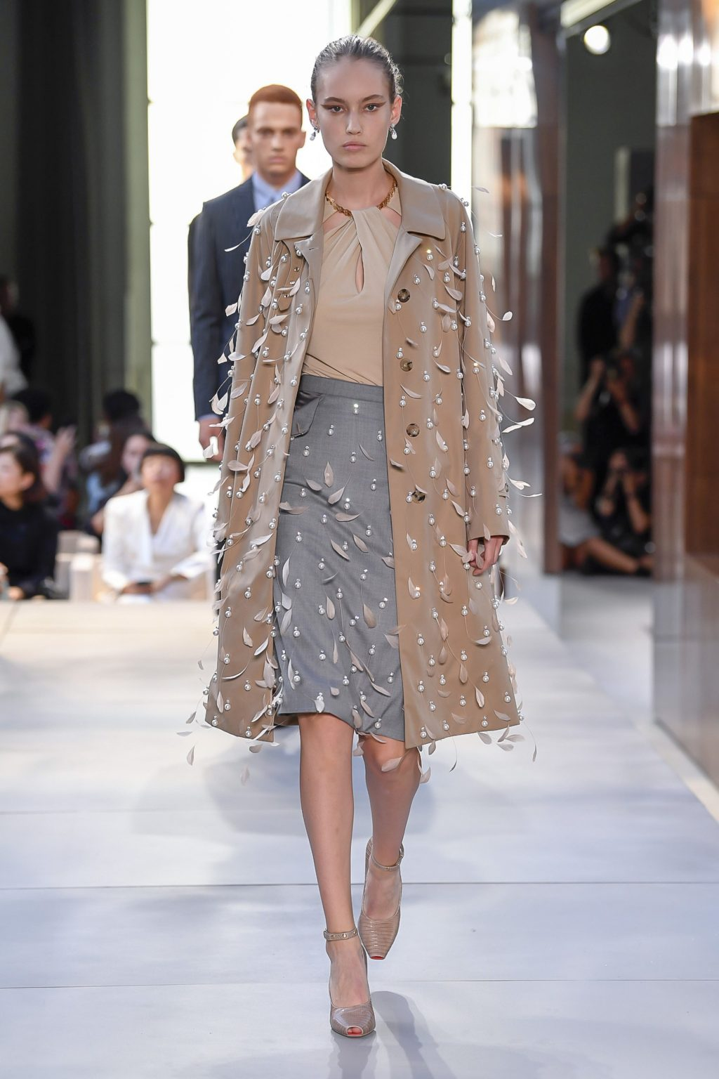 thời trang Burberry London Fashion Week 2019 17