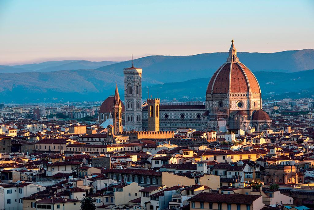 thành phố Florence 1