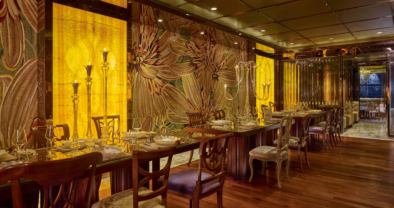 The Reverie Saigon - R&J Italian Lounge & Restaurant