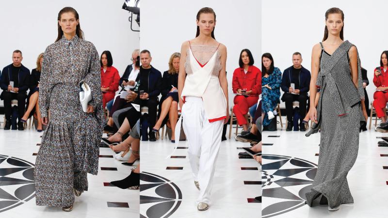 tuần lễ thời trang London 2019 2