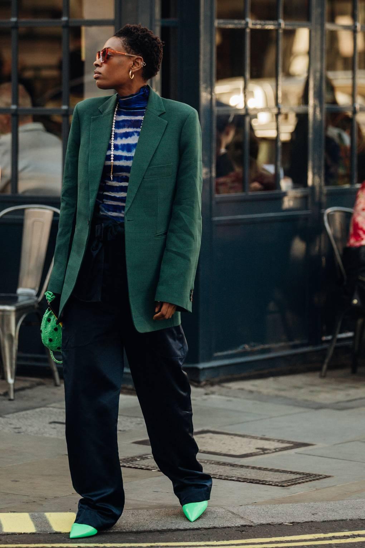 tuần lễ thời trang London 2019 9