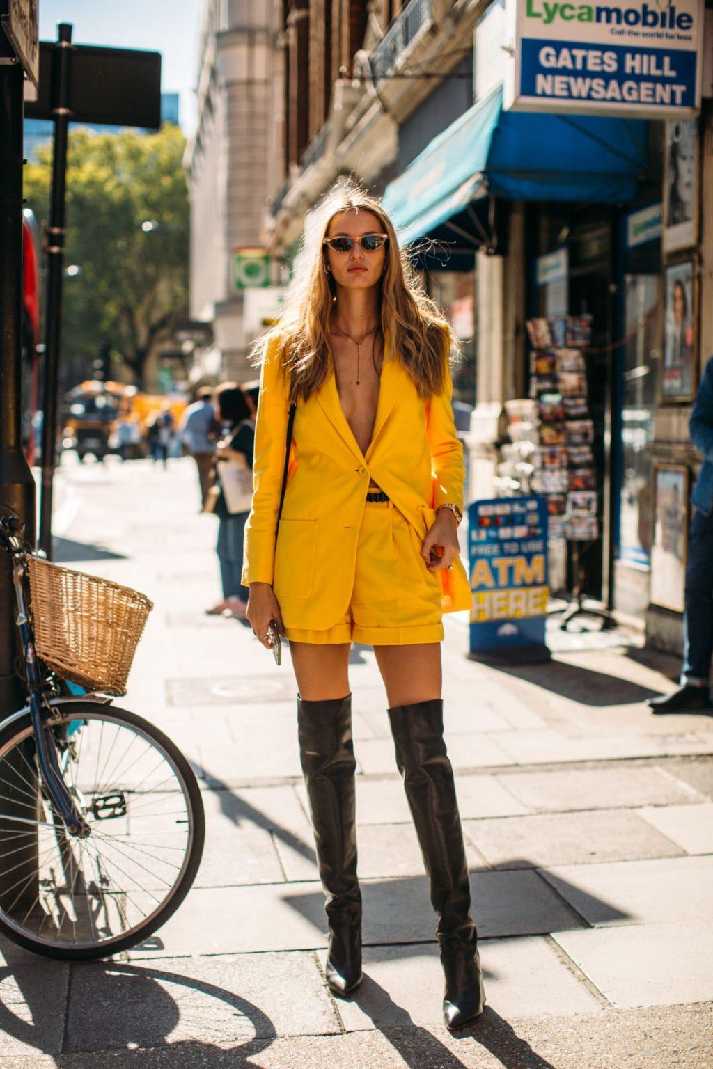 tuần lễ thời trang London 2019 13
