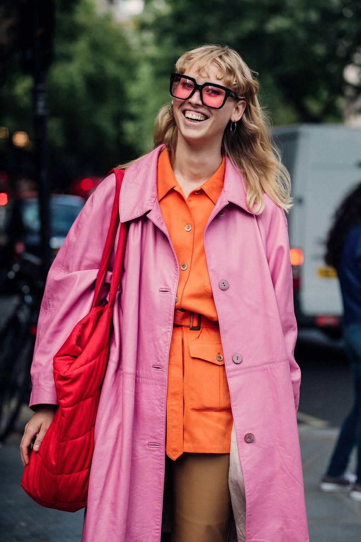 tuần lễ thời trang London 2019  24
