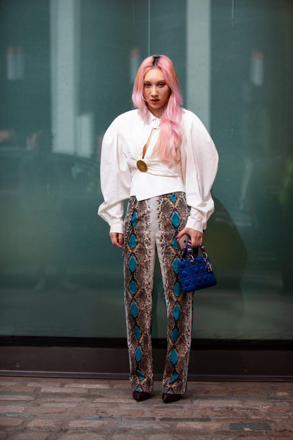 tuần lễ thời trang London 2019  22