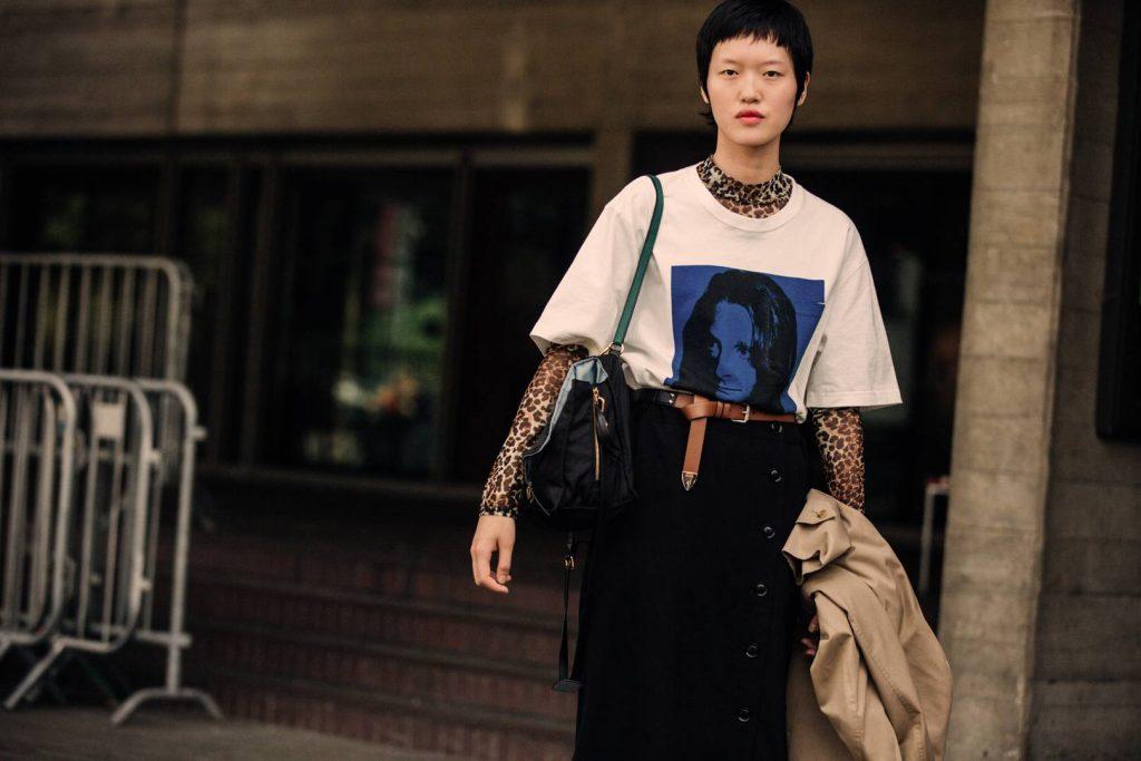 tuần lễ thời trang London 2019 20