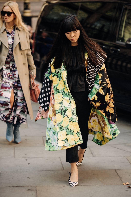 tuần lễ thời trang London 2019 26
