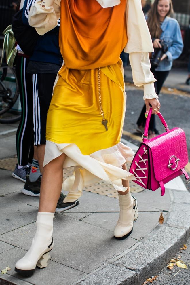 tuần lễ thời trang London 2019 25