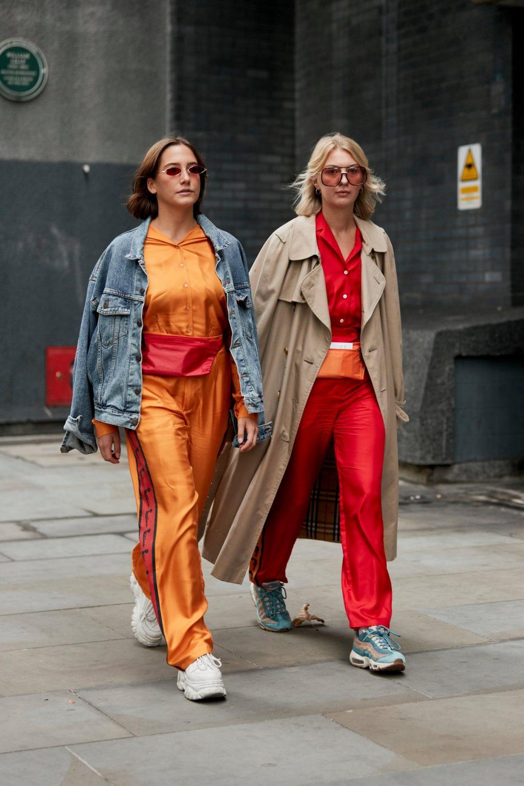 tuần lễ thời trang London 2019  23
