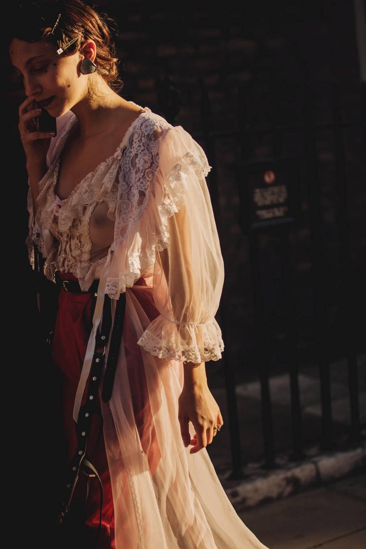 tuần lễ thời trang London 2019 19
