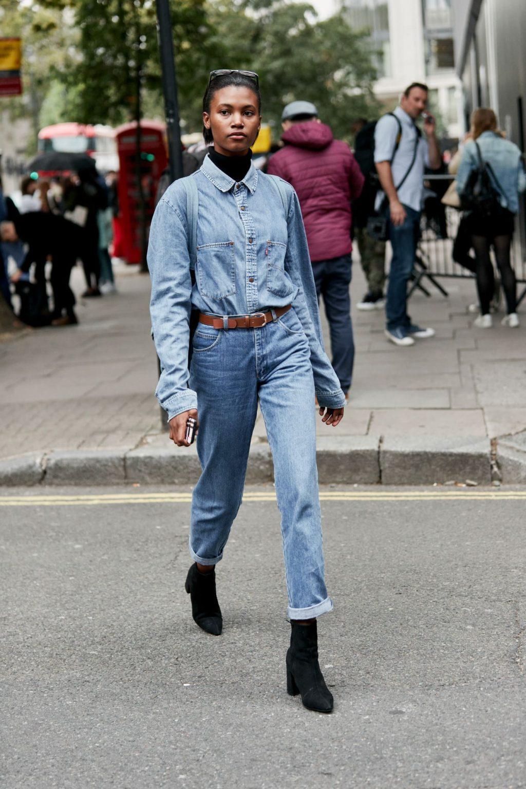 tuần lễ thời trang London 2019 14