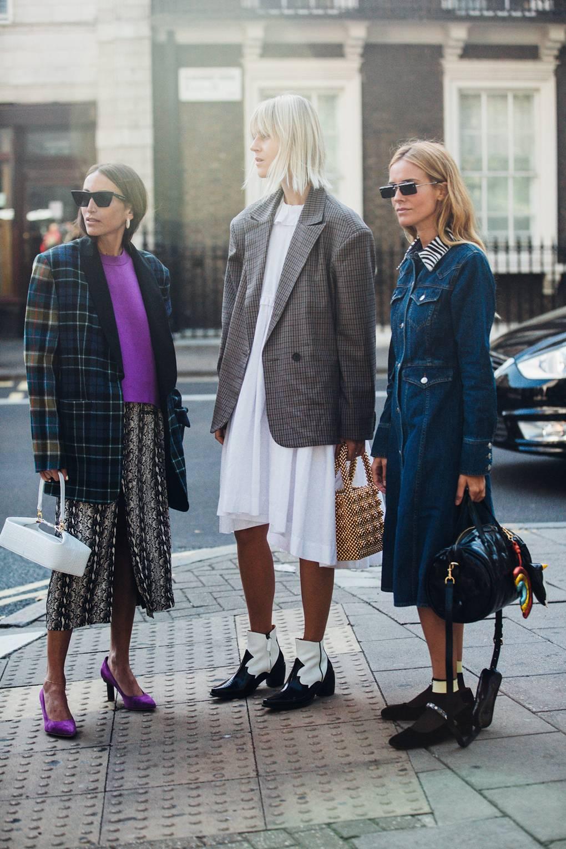 tuần lễ thời trang London 2019 12