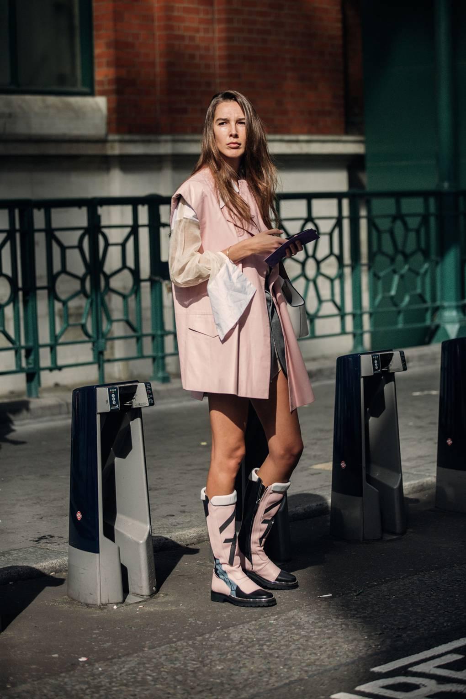 tuần lễ thời trang London 2019  17