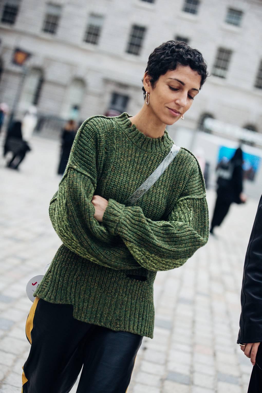 tuần lễ thời trang London 2019 8