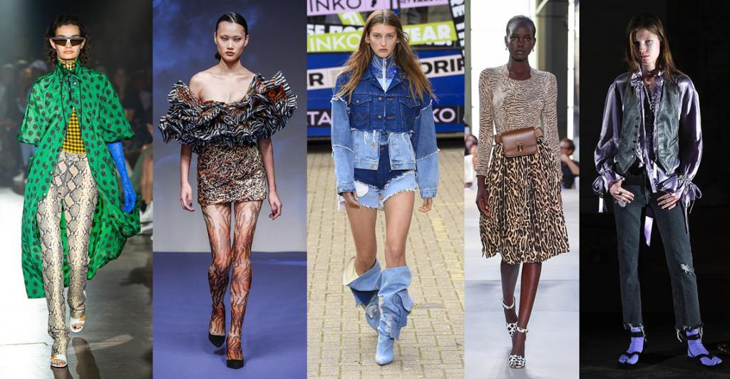 tuần lễ thời trang London 2019  30