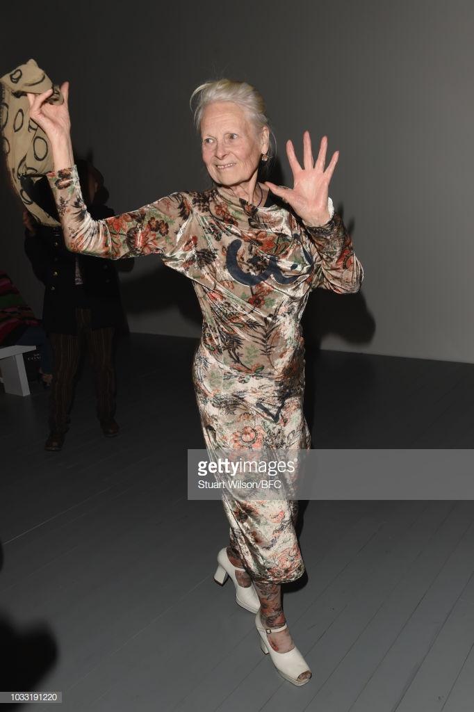 dấu ấn tuần lễ thời trang london 2019 10