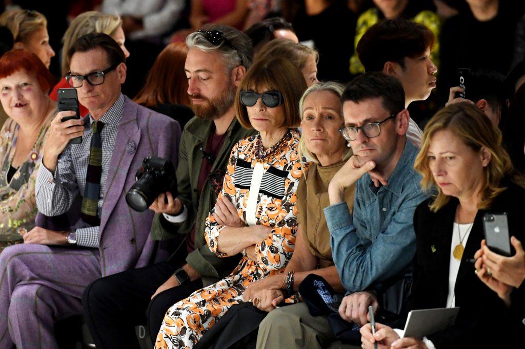 dấu ấn tuần lễ thời trang london 2019 7