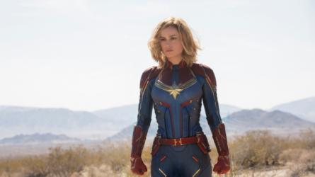 Lộ diện Captain Marvel - Siêu anh hùng mạnh nhất nhà Marvel