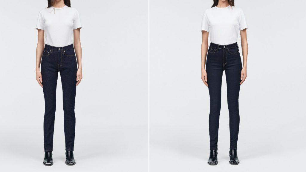 bí quyết chọn quần jeans