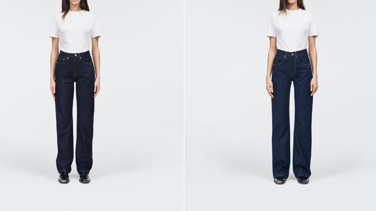 bí quyết chọn quần jeans 2