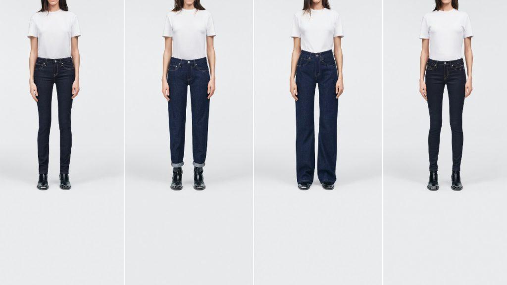 bí quyết chọn quần jeans 3