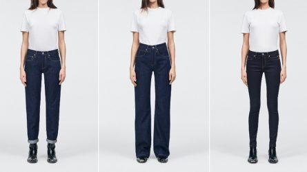 7 bí quyết giúp bạn chọn mua một chiếc quần jeans hoàn hảo