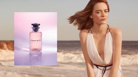 Emma Stone chia sẻ giấc mộng phiêu du cùng nước hoa Louis Vuitton