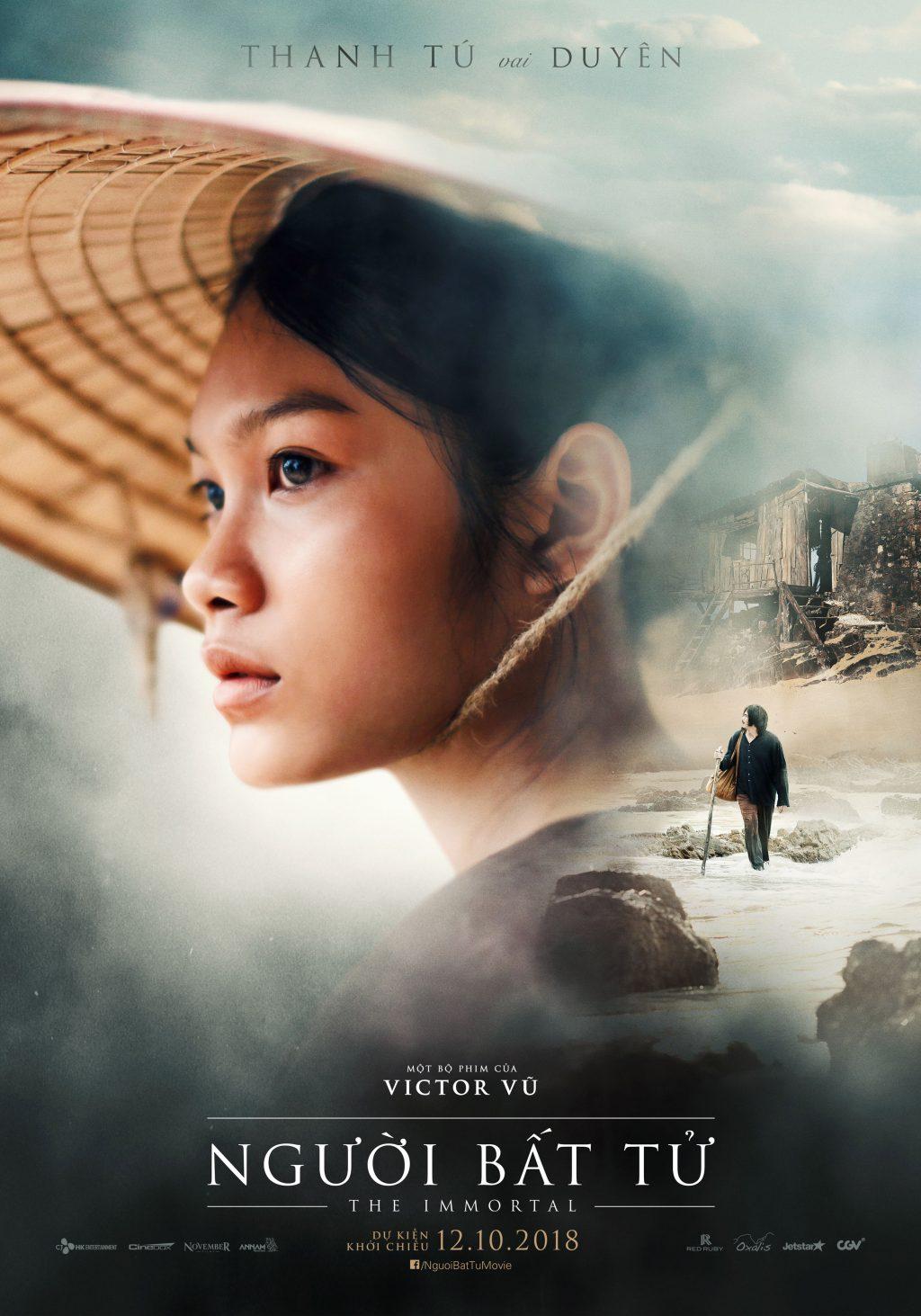 Người Bất Tử ra mắt poster 05