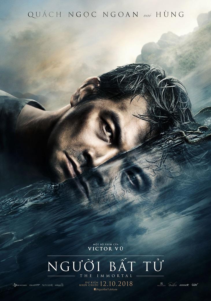 Người Bất Tử ra mắt poster 06