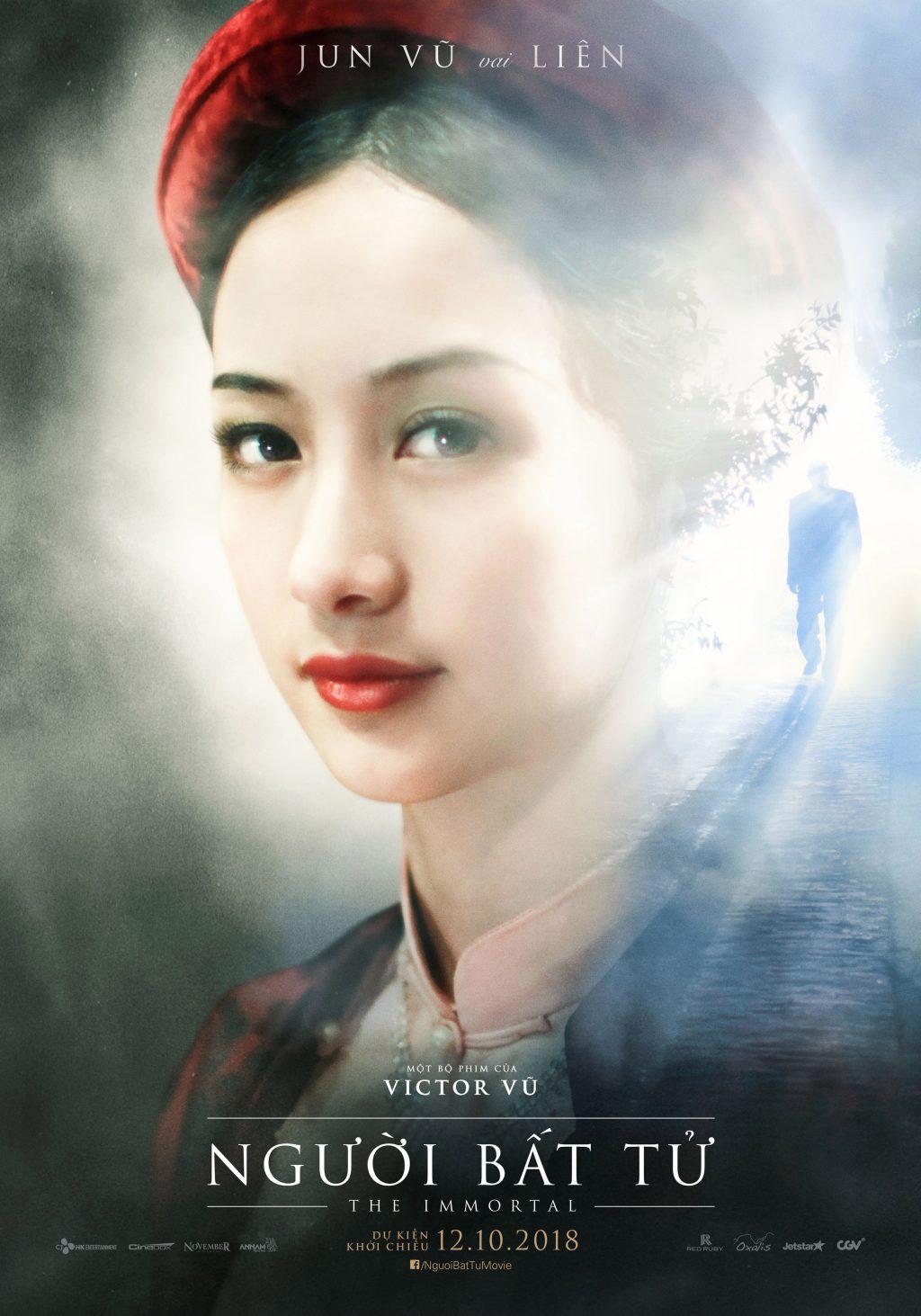 Người Bất Tử ra mắt poster 07
