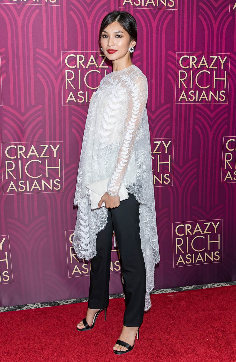 Gemma Chan phim Crazy Rich Asians2