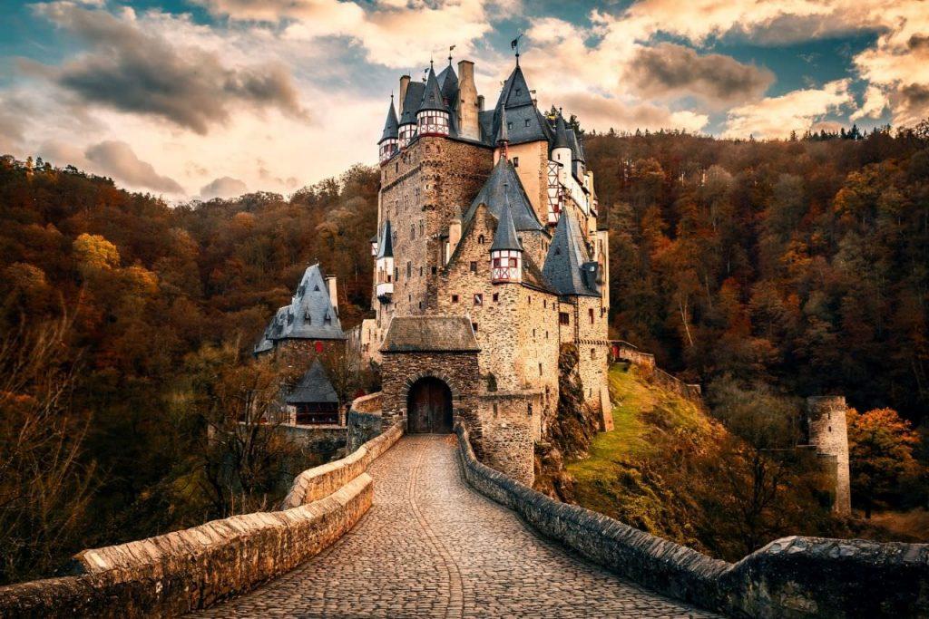 elle việt nam lâu đài Conwy 5