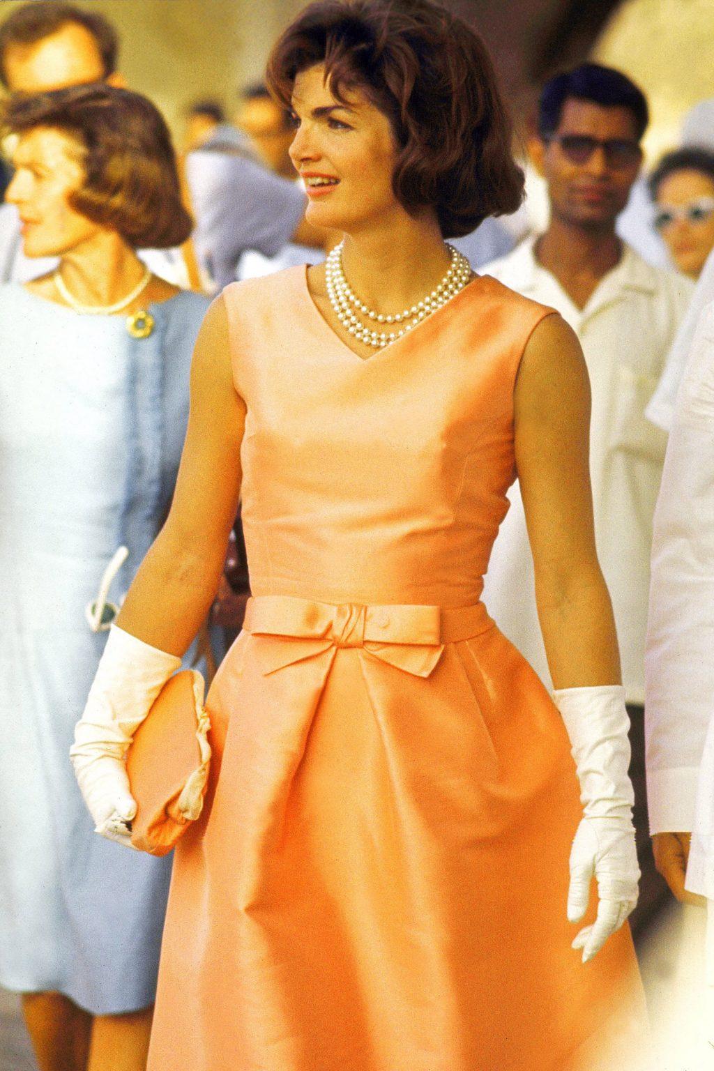 Jackie Kennedy bài học làm đẹp 7