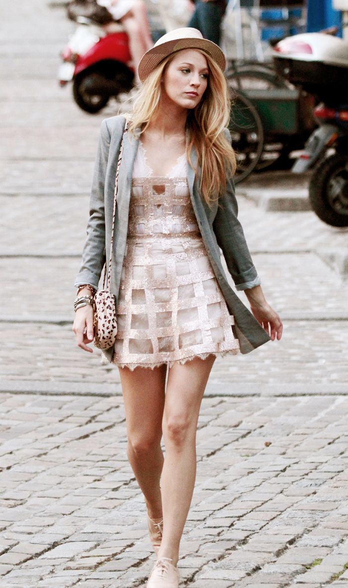 phong cách thời trang serena2