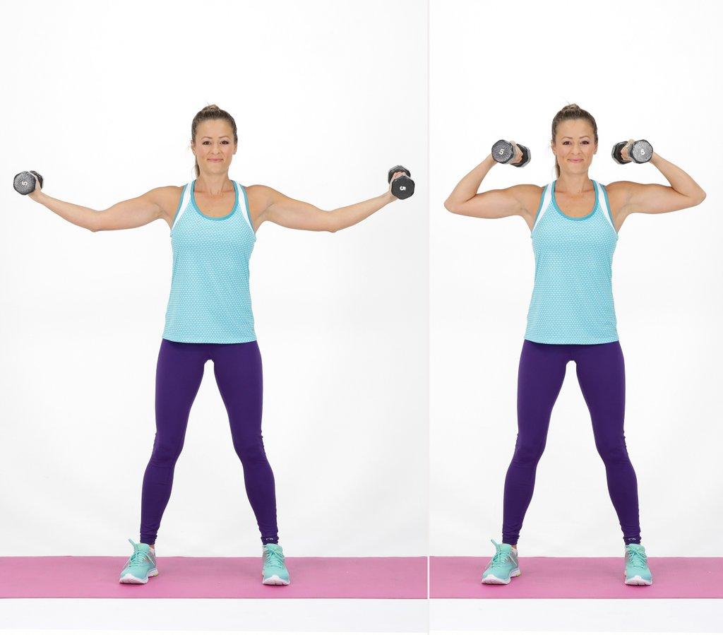 giảm mỡ cánh tay hiệu quả 5