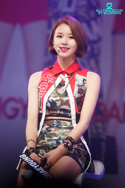 Chaeyoung twice (2)