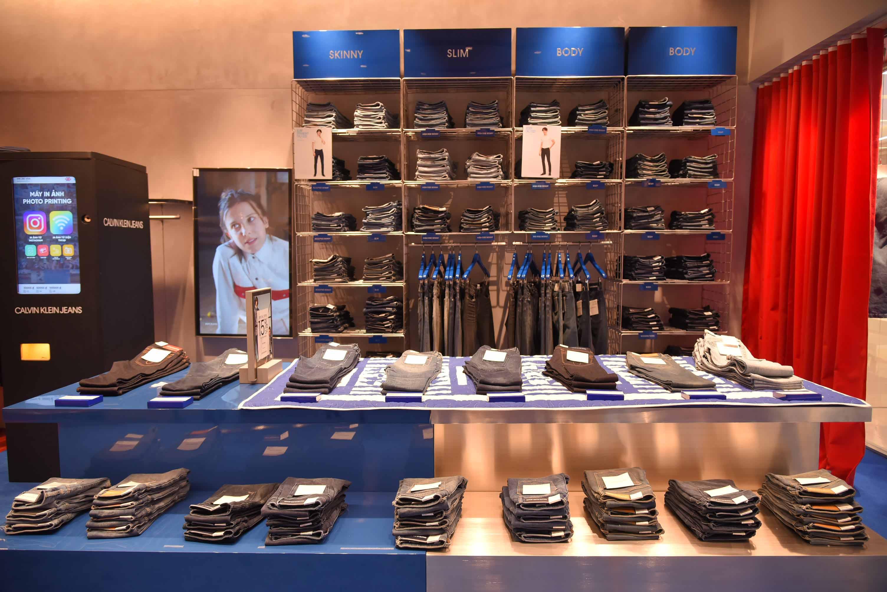 calvin klein pop-up store8