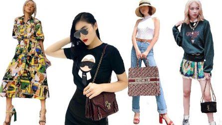 Thời trang sao Việt tuần qua (17/9 - 23/9): Liên khúc chào Thu cùng những phong cách sành điệu
