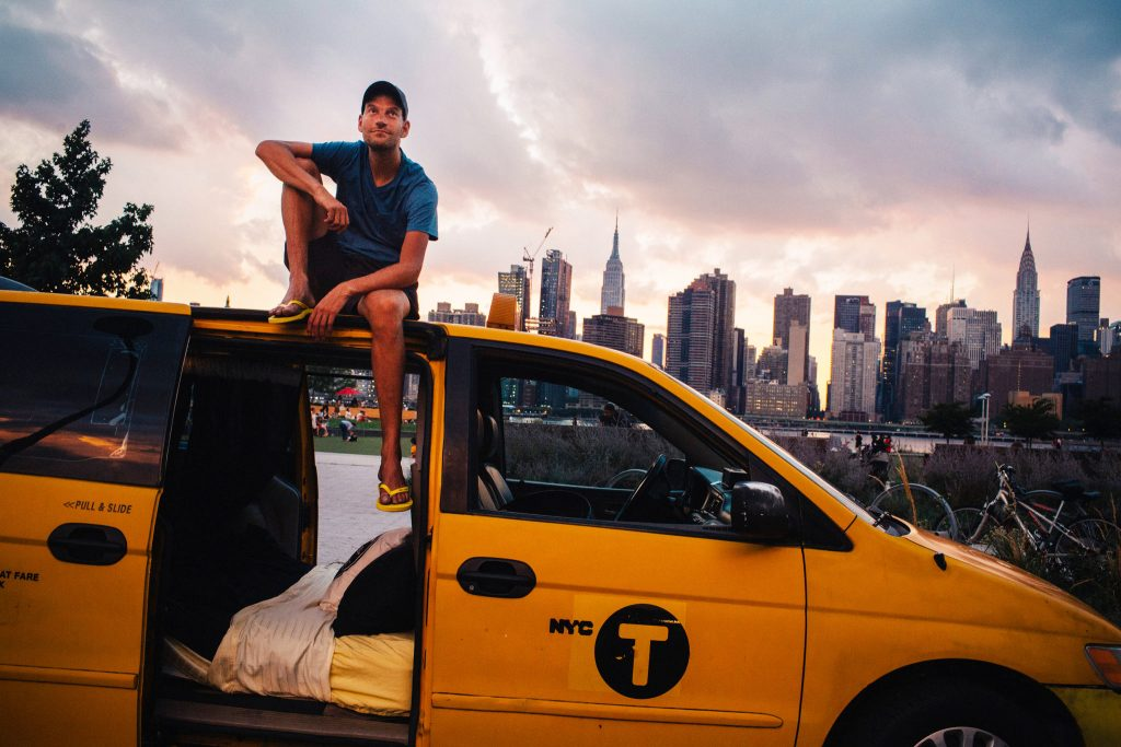 elle viet nam xe taxi New York 2
