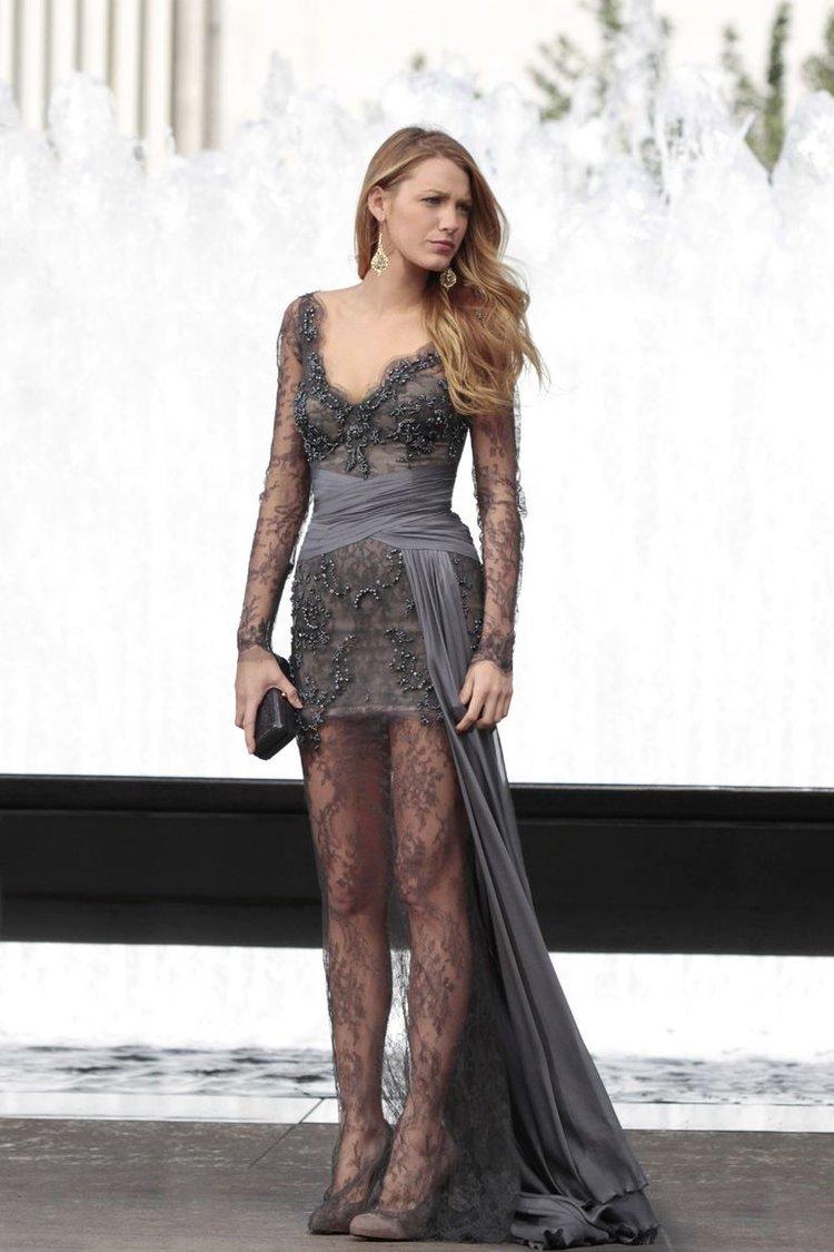phong cách thời trang serena22