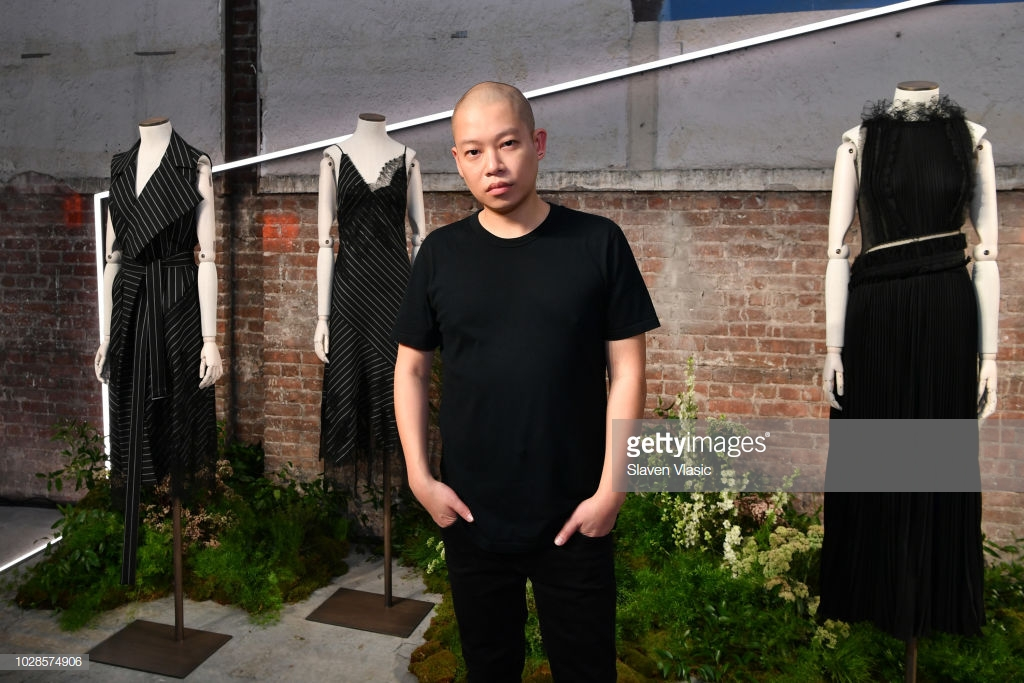 Jason Wu NTK Trung Quốc Tuần lễ thời trang New York 2019