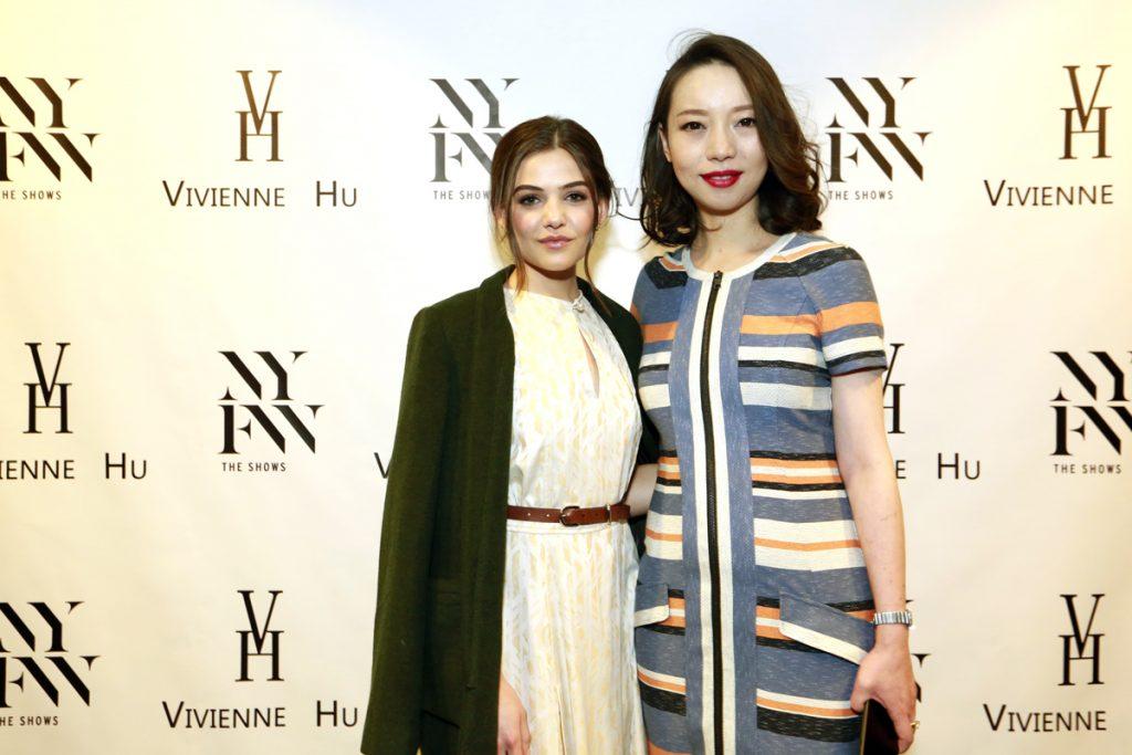 nhà thiết kế Trung Quốc Vivienne Hu