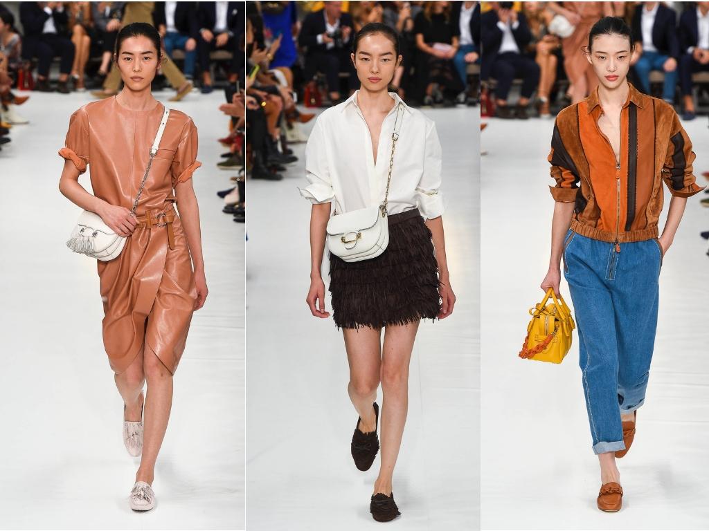 Nàng thơ châu Á tại Tuần lễ thời trang Milan 2019 3