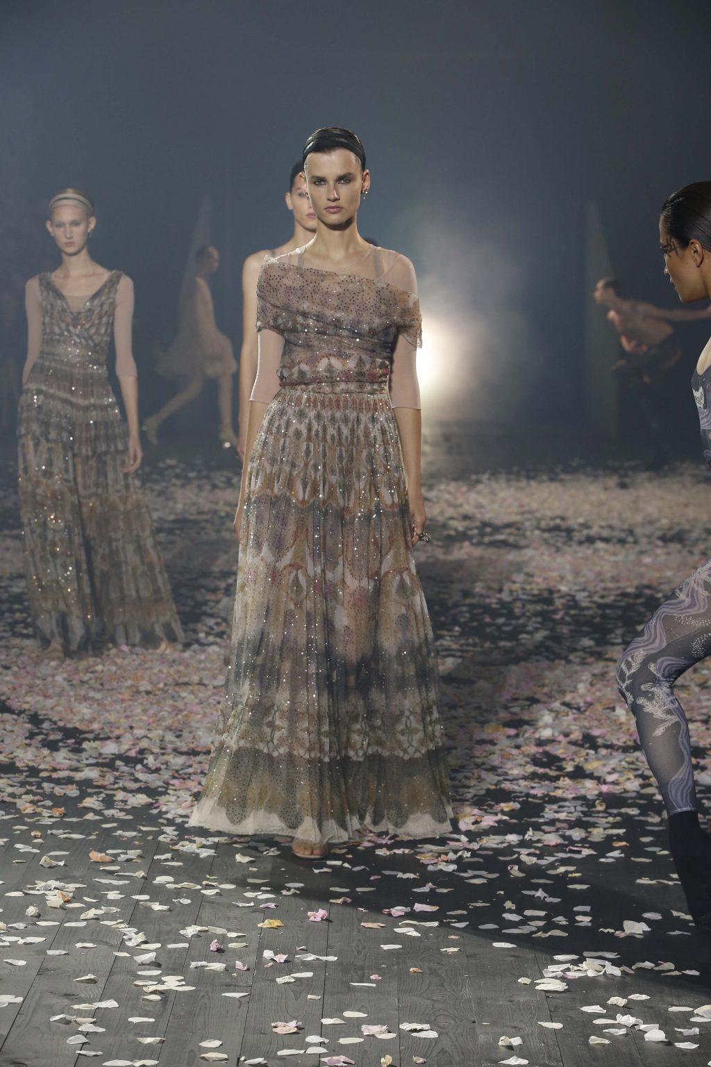 bộ sưu tập Dior Xuân Hè 2019 10