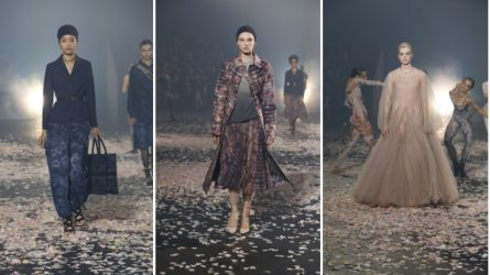 Bộ sưu tập Dior Xuân - Hè 2019: Thời trang và những vũ điệu ba lê say đắm!