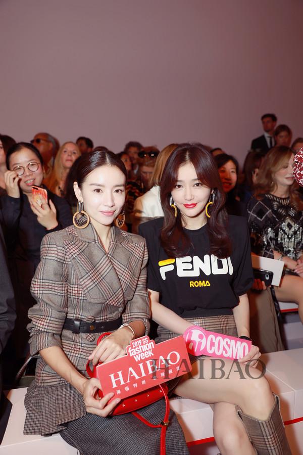 Nàng thơ châu Á tại Tuần lễ thời trang Milan 2019 5