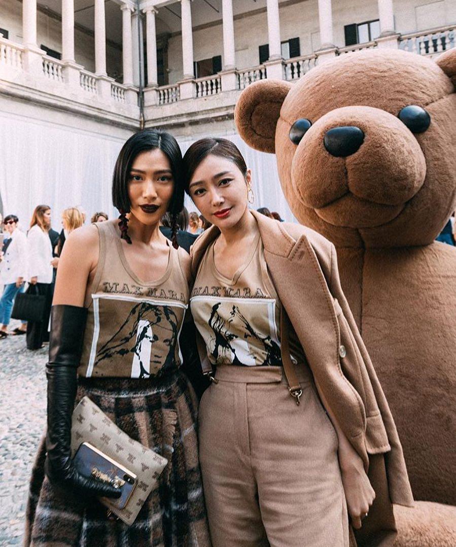 Nàng thơ châu Á tại Tuần lễ thời trang Milan 2019 8
